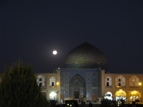 Το φεγγάρι από το Ισφαχάν