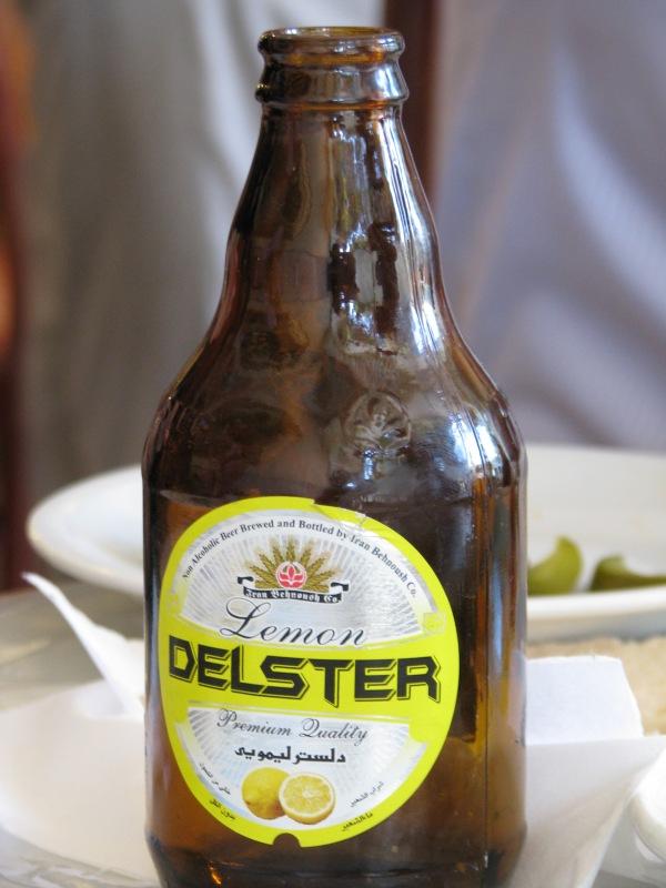 Μπύρα χωρίς αλκοόλ, από το Ιράν, για παντός είδους συντηρητικούς.