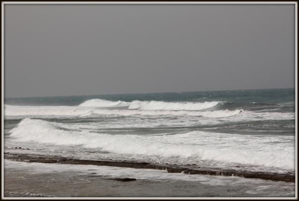 Η αγαπημένη θάλασσα της Κερύνειας.