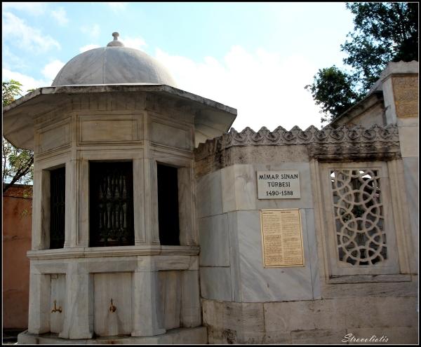 Αρχιτεκτονικός τάφος.